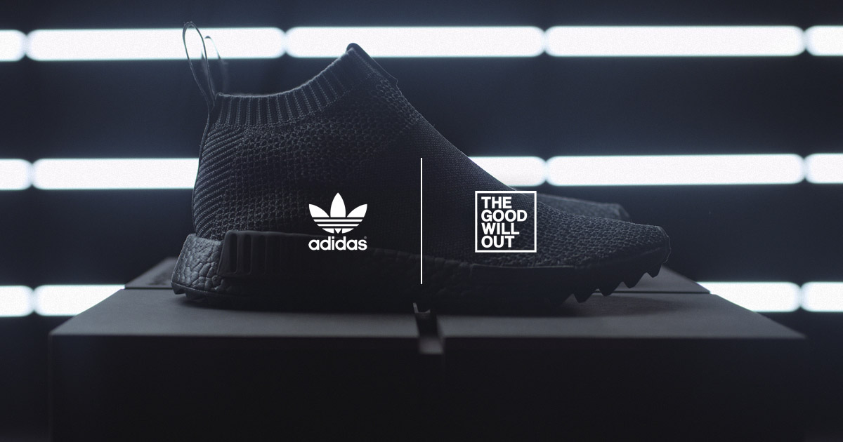 325dc91d9 ankoku toshi jutsu  ankoku toshi jutsu  were you able to pick up the good  will out x adidas nmd city sock ankoku